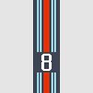 Martini Racing #8 by Nikola Kantar