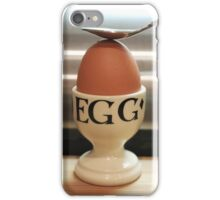 day 53: egg iPhone Case/Skin