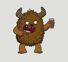 Brown Ale Beer Monster Unisex T-Shirt