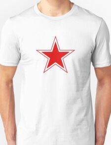 Roundel of the Soviet Air Forces, 1945-1991 T-Shirt