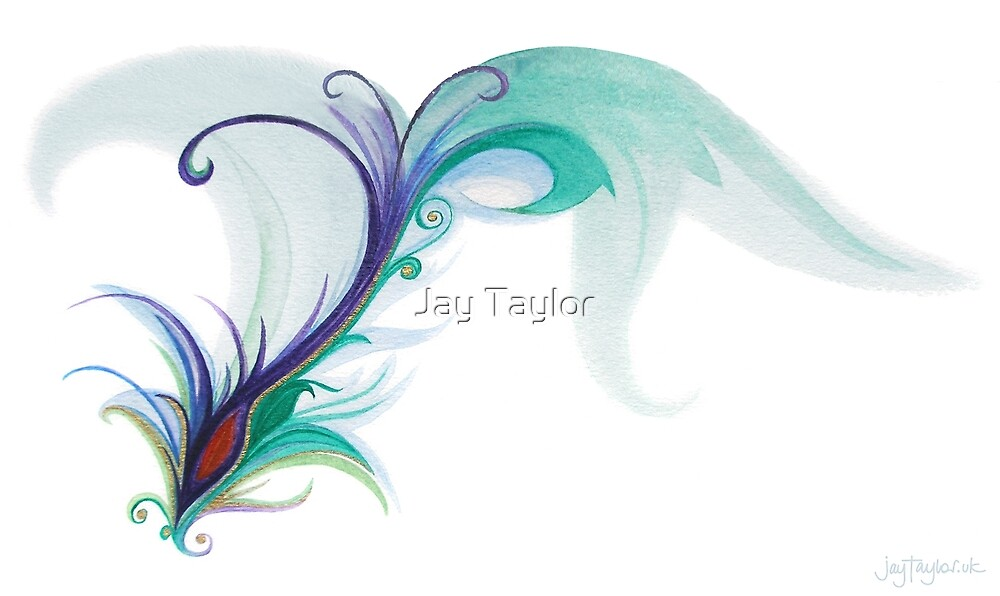 Peacock Dreams by Jay Taylor