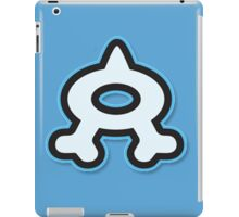 Team Aqua iPad Case/Skin