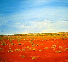AUSTRALIA THE ART by gillsart