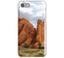 Sandstone Fins, Arches National Park, Utah, U.S.A. iPhone Case/Skin