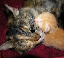 Love you Mom by MarianaEwa
