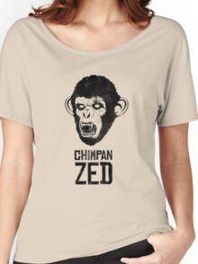 Chimpan ZED Women's Relaxed Fit T-Shirt