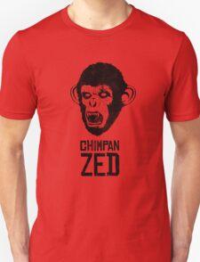 Chimpan ZED Unisex T-Shirt