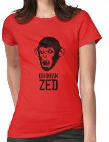 Chimpan ZED Womens Fitted T-Shirt