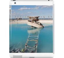Settling Tank iPad Case/Skin