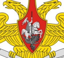 Russian Air Force Emblem Sticker