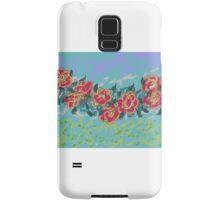 Garland of roses Samsung Galaxy Case/Skin