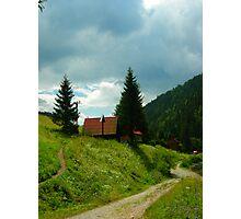 Slovak paradise Photographic Print