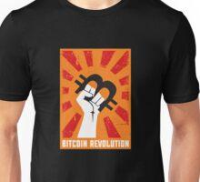 Bitcoin revolution Unisex T-Shirt