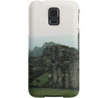 Fireplace in buildings Bylands Abbey North Yorkshire England Elite 198406020033 Samsung Galaxy Case/Skin