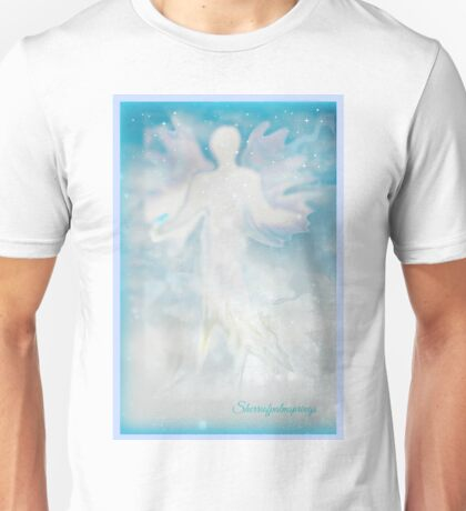 Alfie The Angel Of Time Unisex T-Shirt