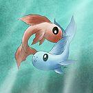 Pisces by Kitsune Arts