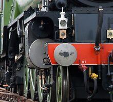 Locomotive by Graeme  Hunt