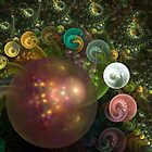 Garden of Zephirus by Leoni Mullett
