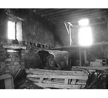 Past Glory Photographic Print