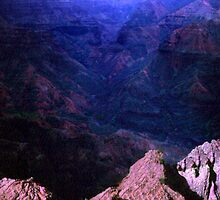 Little Grand Canyon, Kaui by C J Lewis