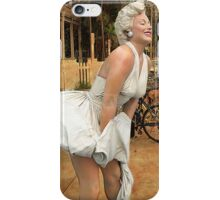 Let the Wind Tickle Your Fancy... iPhone Case/Skin
