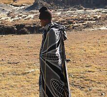Lesotho dress code by Shaun Swanepoel