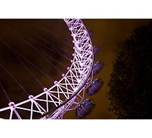 Eye of the Night Photographic Print