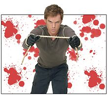 Dexter Morgan by Jrs1998