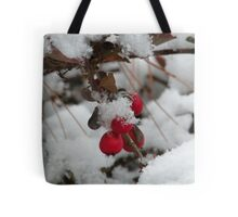 twig and berries...(not those, you sillies) Tote Bag