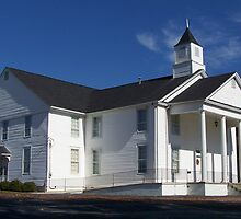 Padgett's Creek Baptist Church by Lisa Taylor