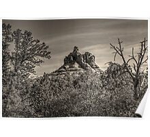Bell Rock: Sedona, Arizona Poster