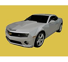 Chevrolet Camaro SS Photographic Print