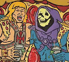 Pizzaguyz by ghostpoop
