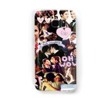 Klaine Collage Samsung Galaxy Case/Skin