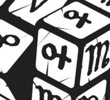 RUNE _ RUNIX CUBE Sticker