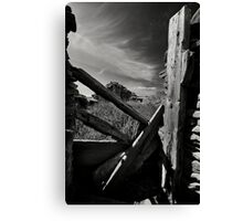 No Ness Canvas Print