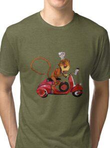 Java Monkey Tri-blend T-Shirt