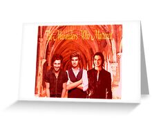 My Marauders Greeting Card