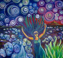The Magician by Candace Byington