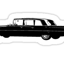 1964 Cadillac Seventy Five Sedan Limousine Sticker
