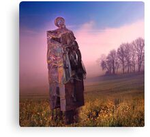 Solitary Tinman Canvas Print