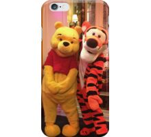 Pooh & Tigger iPhone Case/Skin