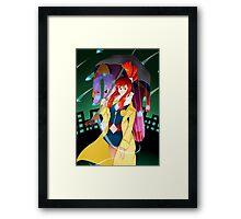 Ghost Trick - Lifeline Framed Print