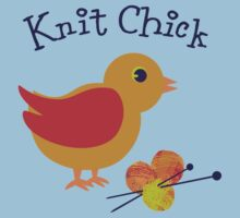 Knit Chick One Piece - Short Sleeve
