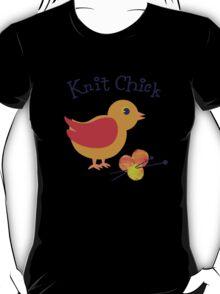 Knit Chick T-Shirt