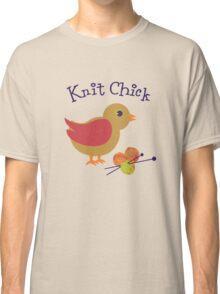 Knit Chick Classic T-Shirt