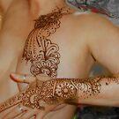 Henna Tattoo Body Work by bajidoo