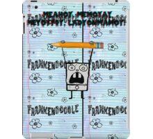 Doodlebob/Frankendoodle iPad Case/Skin
