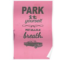 Park It Yourself Poster