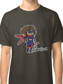 Kamala Khan - Be Marvelous Classic T-Shirt